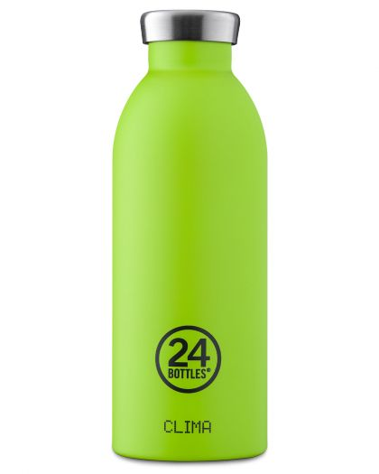 Clima Bottle 500ML  Choromatic Collection  Lime Green
