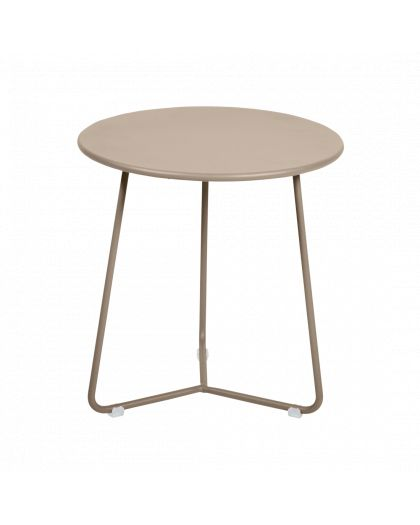 Cocotte Table Appoint/Tabouret Muscade