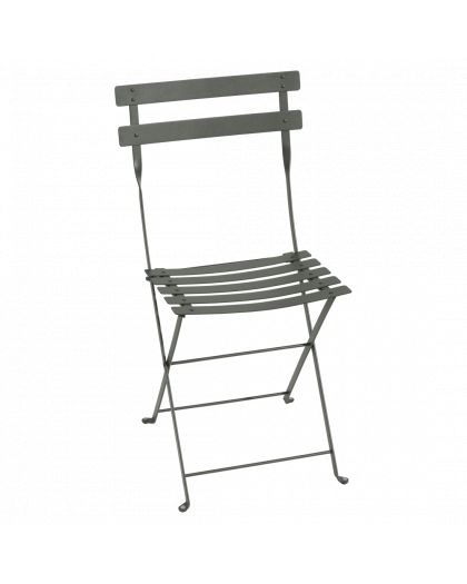 Bistro Metal Chaise Pliante Romarin