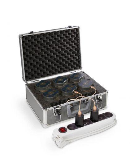 Kit Mallette Pro Multicharge X 6