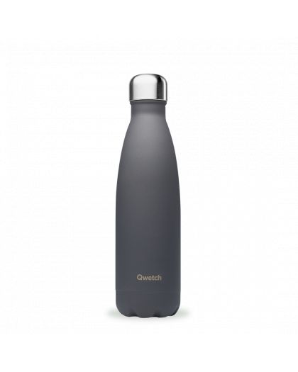 Bouteille Isotherme, Inox 500Ml Granite Gris