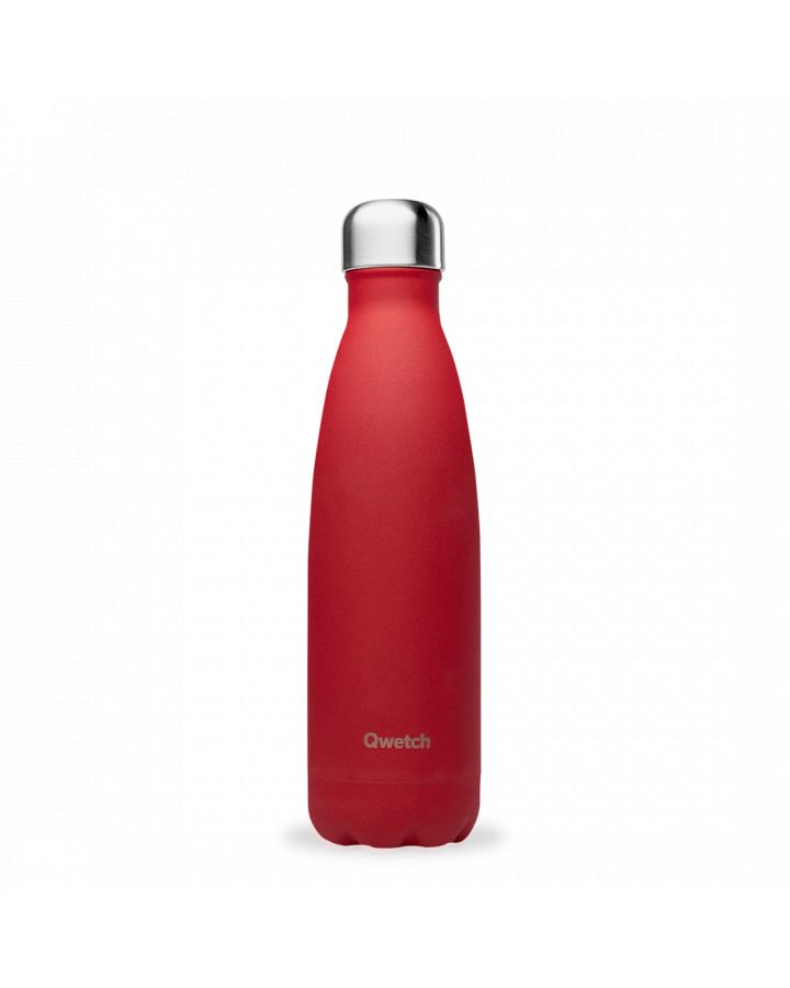 Bouteille Isotherme, Framboise Mat 500Ml