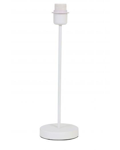 Pied De Lampe Ø13X45 Cm Houston Blanc Mat
